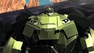 TRANSFORMERS Prime - Bulkhead