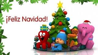 Pocoyó os desea una Navidad llena de felicidad y diversión thumbnail