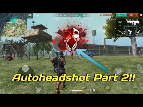 Tips For How To Auto Headshot Part 2 Garena Free Fire