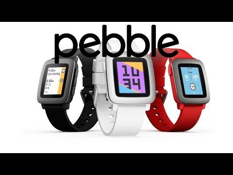 Bedste Smartwatch til dato ? (Pebble Time)