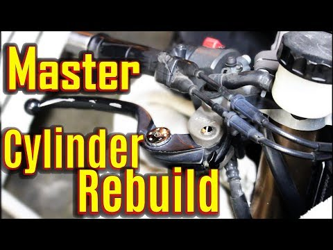 How to Rebuild a Master Cylinder