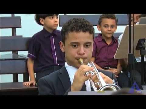 Data de alegria (Orquestra) - Igreja Apostólica - Belo Horizonte-MG
