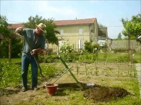 Tamis de jardin youtube for Jardin youtube
