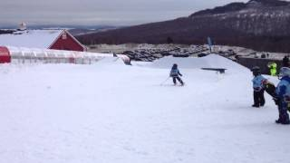 Frederic first rail comp