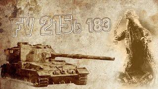 [Godzilla 215b 183] Paskuda wyciąga bitwę (z Twitch)