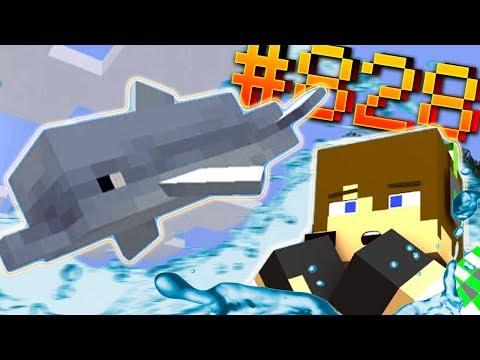 Minecraft ITA - #828 - IL MIO PRIMO DELFINO