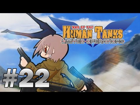 War of the Human Tanks Limited Operations #22 - Fighting on the cliffs |