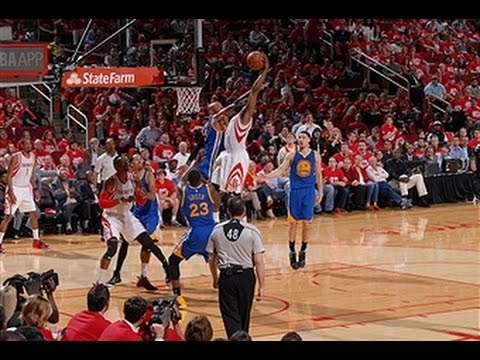 James Harden Drops the Hammer on Golden State!