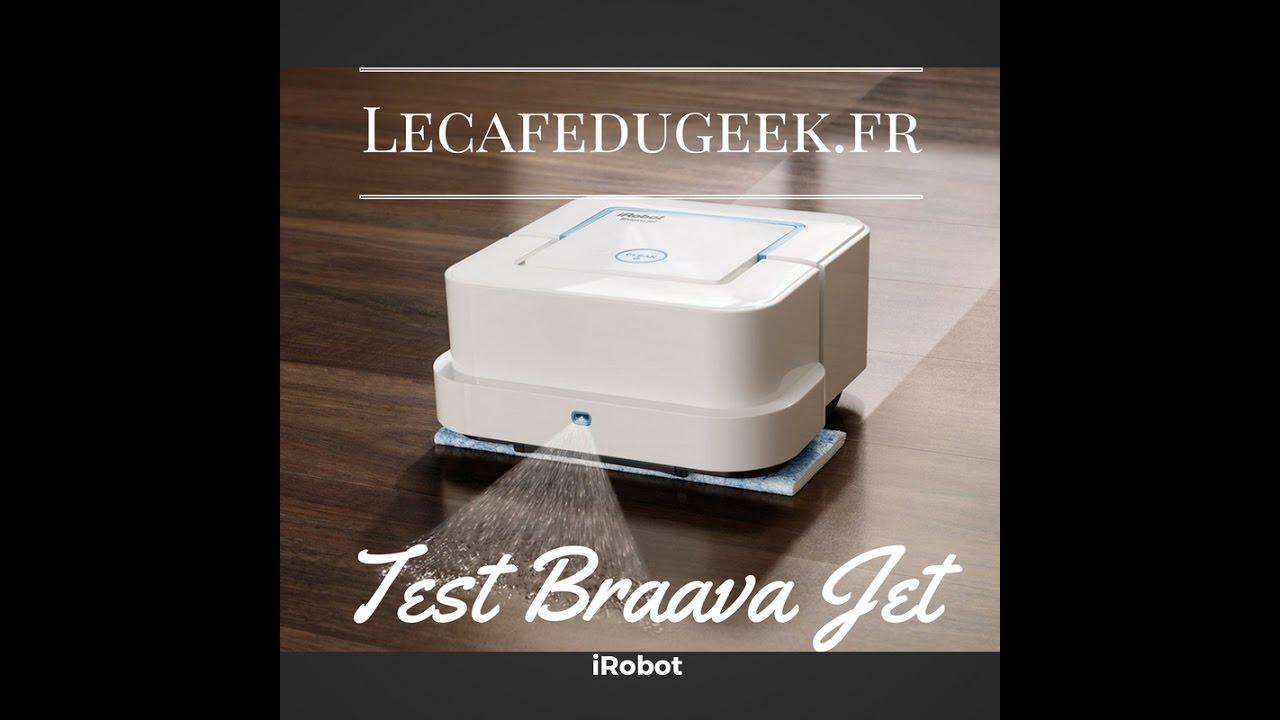 robot lavant