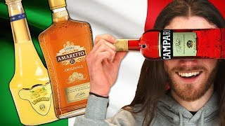 Irish People Try Italian Alcohol