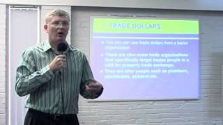 Sean Summerville The Property King Using Trade Dollars