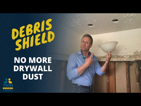 debris-shield-for-drywall-dust