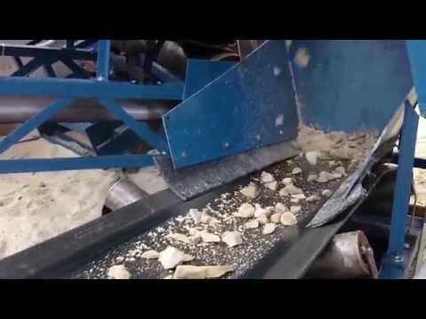 монтаж дробильно-сортировочной установки в Ульяновске