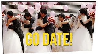 Chinese Companies Offer Women Time Off to Date?!