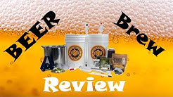 The Homebrew Journey Begins - Complete Tutorial of Northern Brewer Block Party Ale and Starter Kit