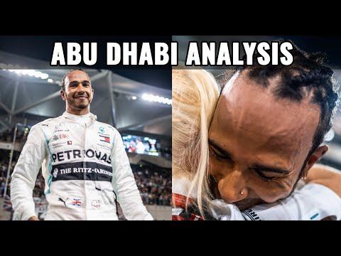 Qualifying Q&A Abu Dhabi GP 2019 | Hamilton Pole | Nico Rosberg