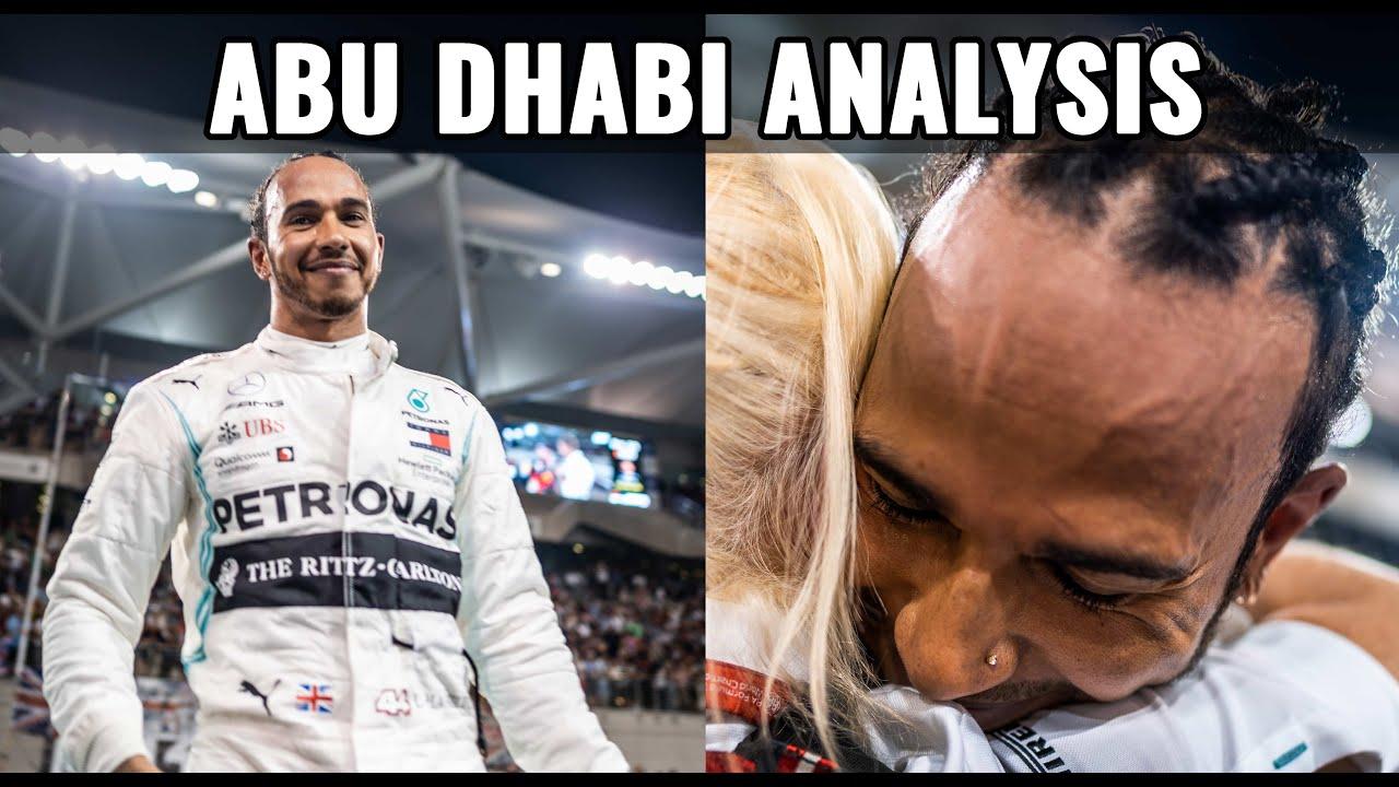 Qualifying Q&A Abu Dhabi GP 2019   Hamilton Pole   Nico Rosberg