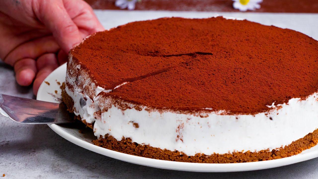 Bez grama cukru! Ciasto z 5 składników  Cookrate - Polska