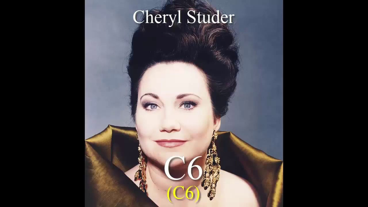 Opera Singers - The Soprano High C (C6) - High Notes Battle