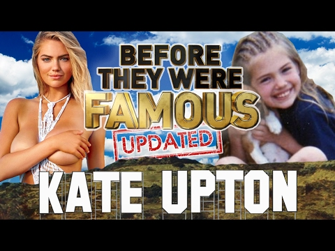 KATE UPTON - Before They Were Famous - Sports Illustrated Swimsuit