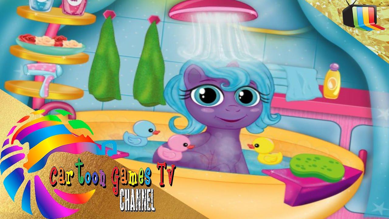Bao del beb My Little Pony juego de Pony  YouTube