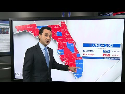 In order to win, Donald Trump needs Florida