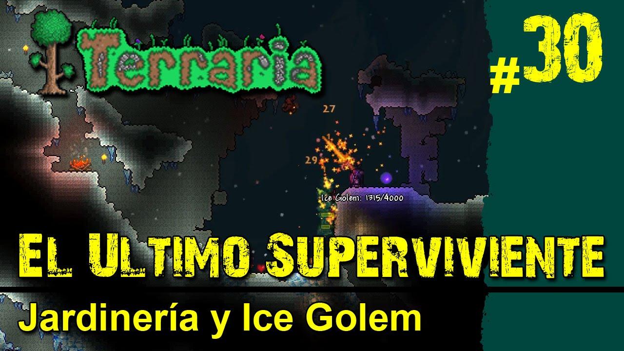 ice golem terraria - photo #21