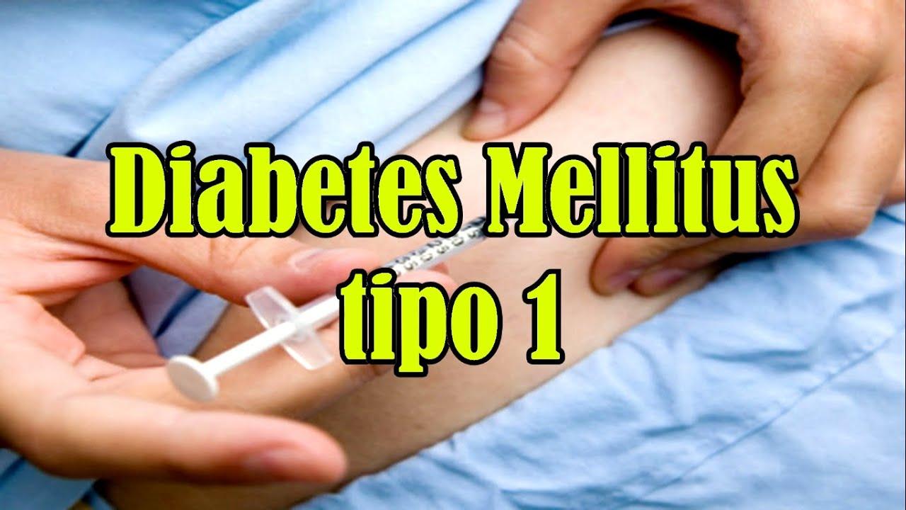 Diabetes mellitus tipo 1 - YouTube