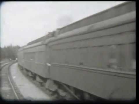 Canadian Pacific steam trains 1946 07 Sudbury to Chapleau