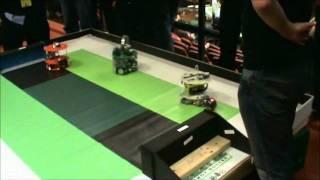 RCJA Australian Open 2011 - Quarter Final Clarence Nerds vs EMC Squared