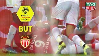 But Wissam BEN YEDDER (90' +3) / AS Monaco - Stade Rennais FC (3-2)  (ASM-SRFC)/ 2019-20