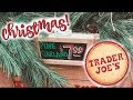 TRADER JOES NEW HOLIDAY AND CHRISTMAS ITEMS 2018 // SHOP WITH ME
