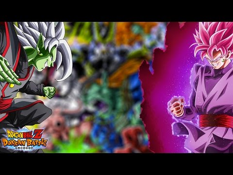 HARDEST DIFFICULTY! Super Stage 4 Boss Rush - Extreme Villain Team | Dragon Ball Z Dokkan Battle