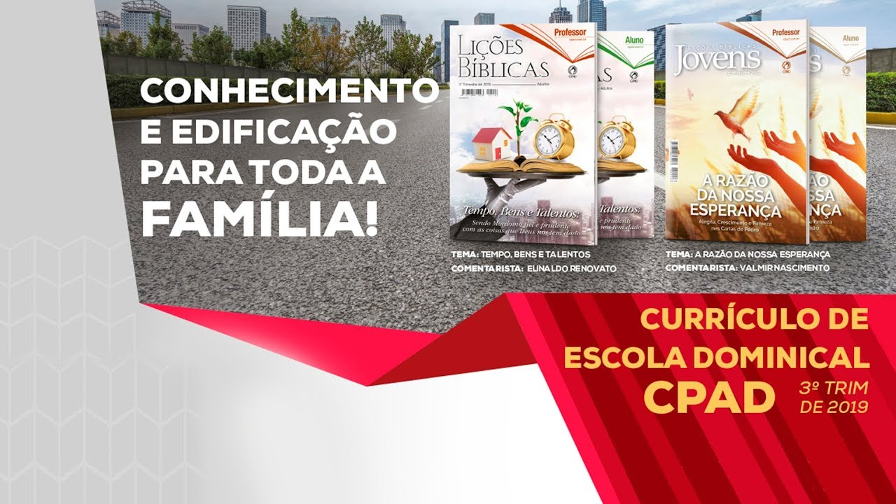 DOMINICAL CPAD ESCOLA BAIXAR REVISTA