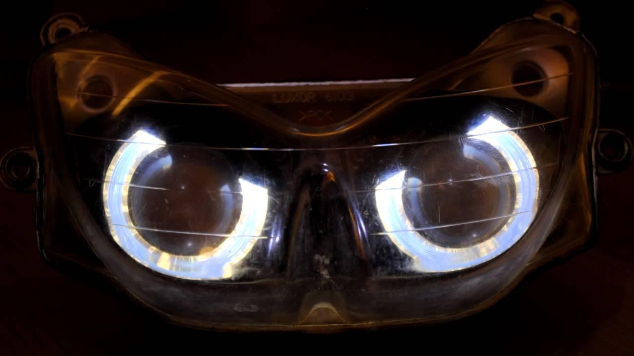 Yamaha Aerox Headlight