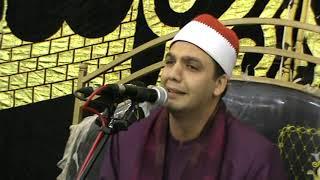 الشيخ حماد الشامى العشاء عزاء الحاج عبدالكريم الملاح شقرف تصوير اكرم درويش