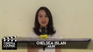 CINEMA LOUNGE interviewed CHELSEA ISLAN for HEADSHOT