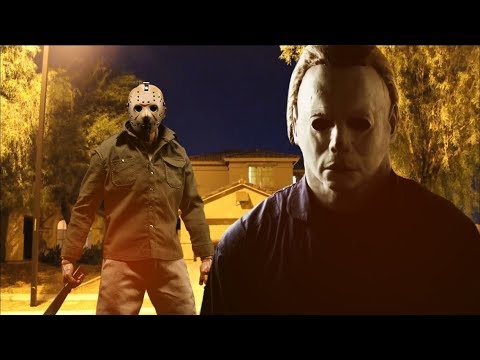 Michael Myers vs Jason Voorhees vs The Selchies-(Short Film)