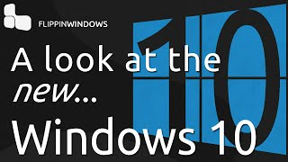 The Windows 10 Official Overview