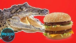 Top 10 WTF Fast Food Restaurant Incidents