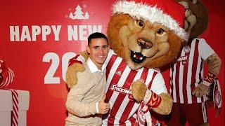 Ερυθρόλευκα Χρόνια Πολλά! / Olympiacos' Christmas Wishes!