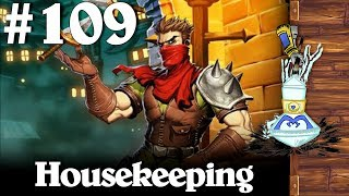 Well Met! Podcast Ep. 109: Housekeeping
