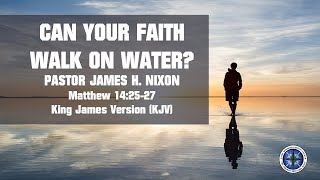Union Missionary Baptist Church-Pastor James H. Nixon Sunday May 31st 2020
