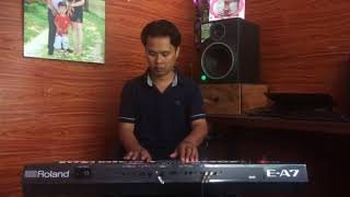Demo style Roland EA7 - Mình mất nhau bao giờ - Trần Bảo Anh