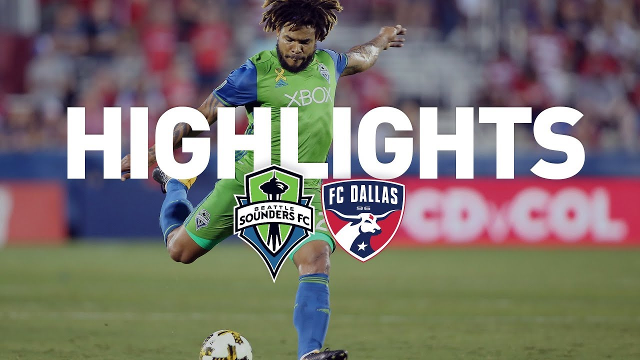 FC Dallas 0-0 Seattle Sounders