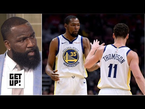 Nobody can beat the Warriors in a best of 7 series - Kendrick Perkins | Get Up!