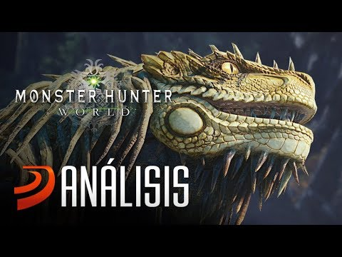 Análisis de Monster Hunter World - ¡Es Muy Grande!
