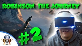 Robinson: The Journey [PSVR] Tar Pits Walkthrough - Platinum Let