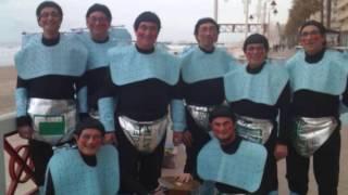 España de mis amores.-  Guatifalien- Los ocho pasajeros.- Carnaval 2010.