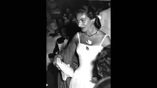 Nel menomato tempio - Wagner & Parsifal - Maria Callas